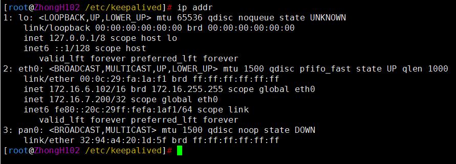 Linux高可用(HA)之LVS+Keepalived 实现高可用前端负载均衡器