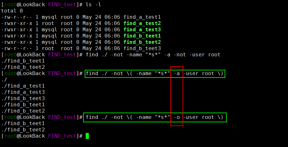 Linux基础入门之find命令详解