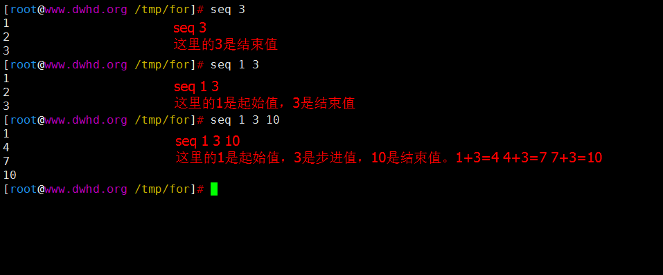 Linux基础入门之BASH编程循环while、until、for浅谈