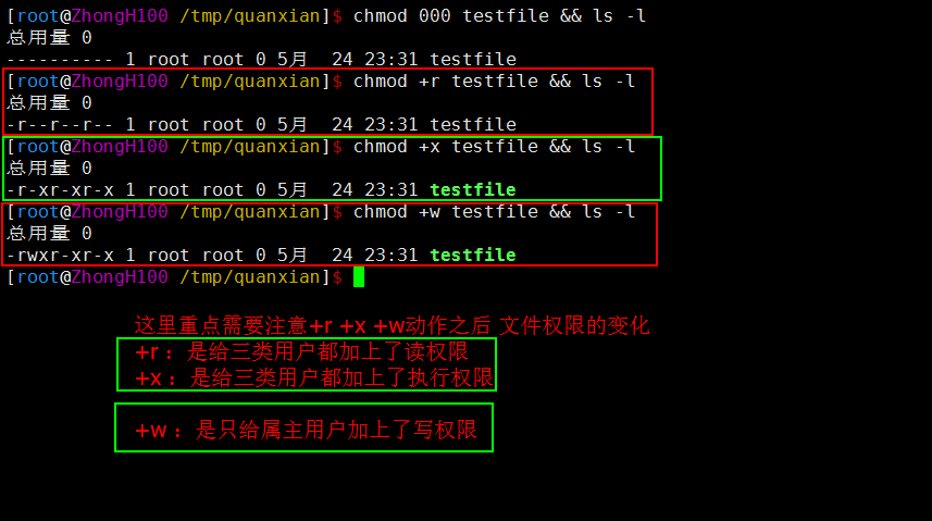 Linux基础入门之文件权限详解