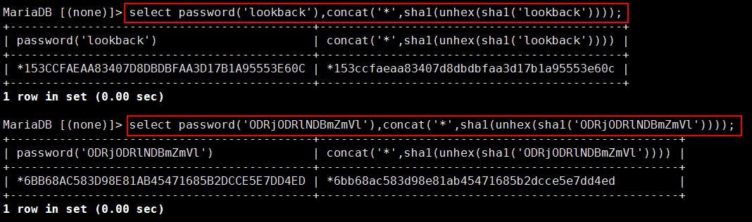 Linux之不重启MySQL不知道MySQL的root密码前提下修改MySQL的root用户密码