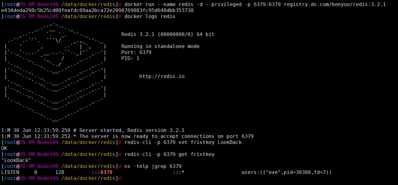 Docker之利用 Dockerfile构建 Redis 服务