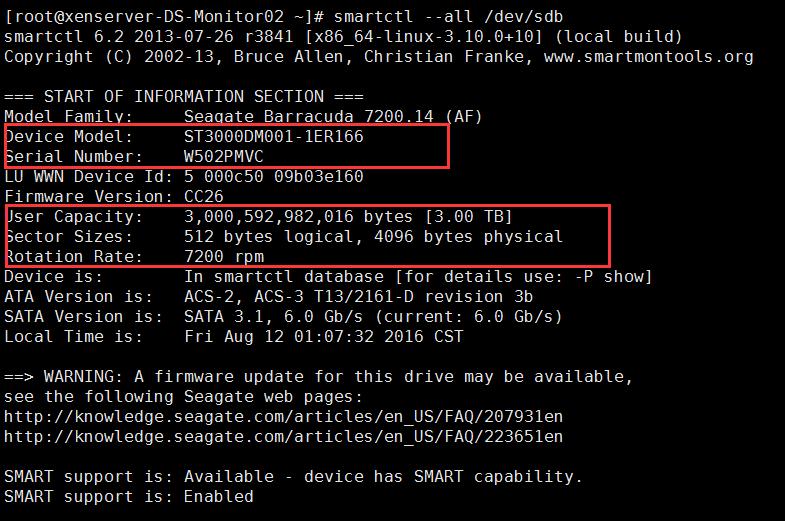 Linux之Xenserver新增本地存储
