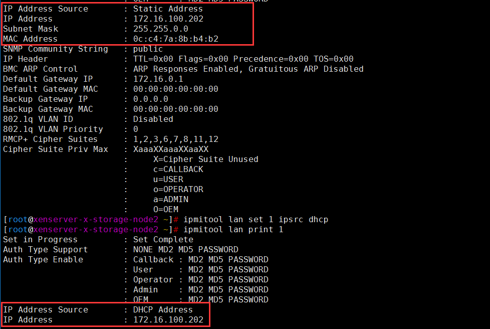 Linux之在CentOS 7系统上基于ipmitool命令实现配置主板的ipmi