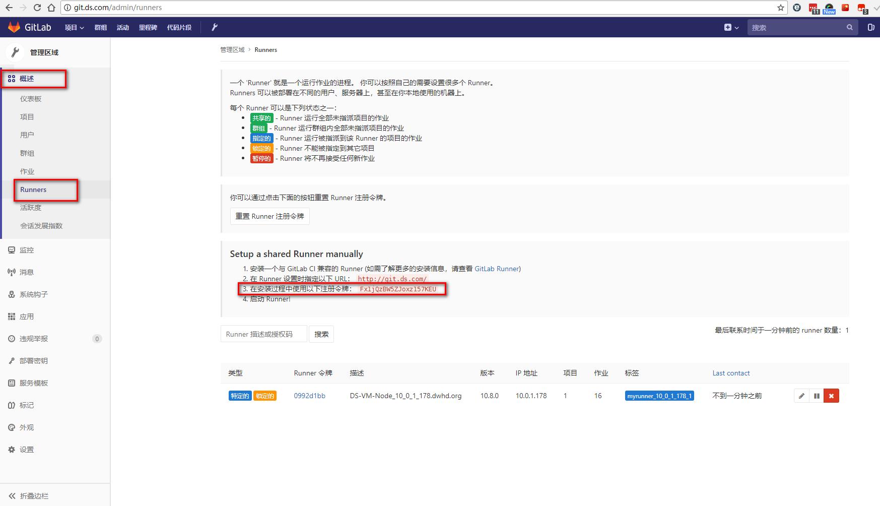 Gitlab CI/CD 之自动编译Docker镜像并推送到指定的Registry里