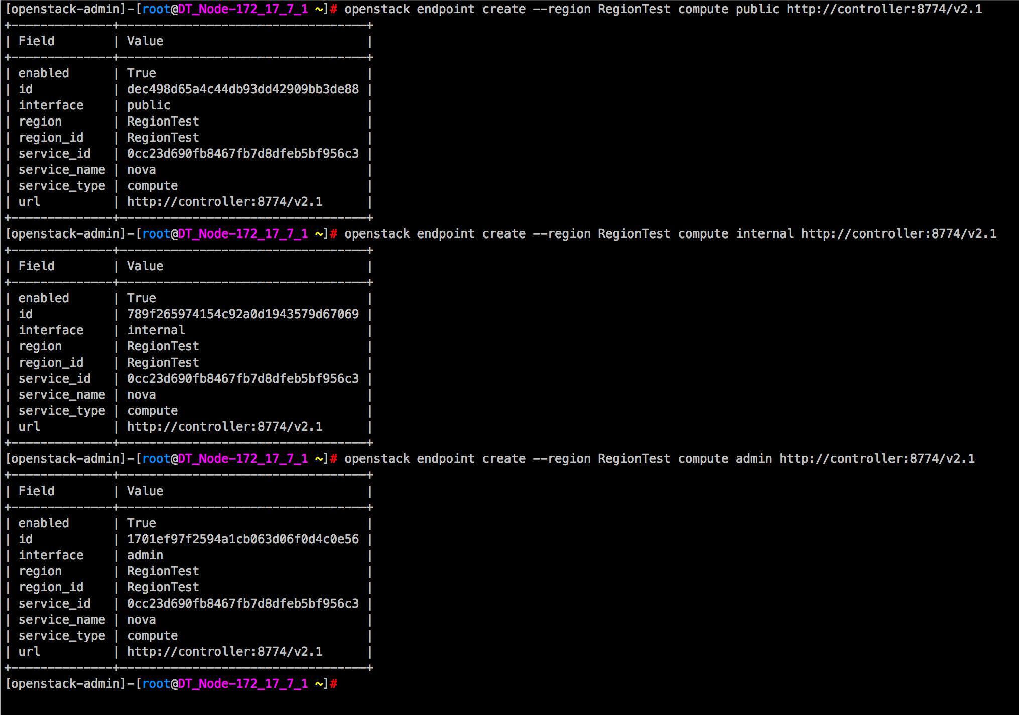 OpenStack-Queens详细安装部署(五)Nova控制节点集群