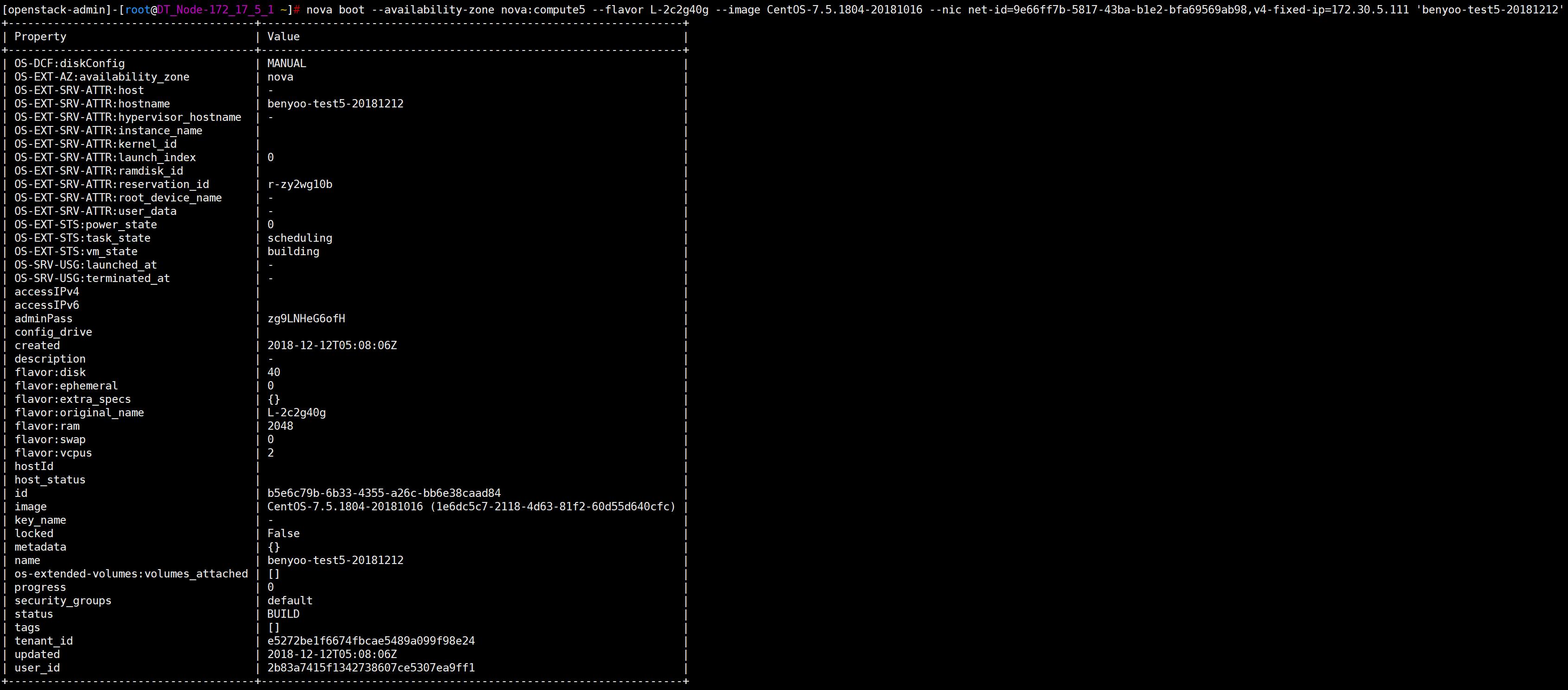 OpenStack-Queens详细安装部署(十四)新增Compute节点
