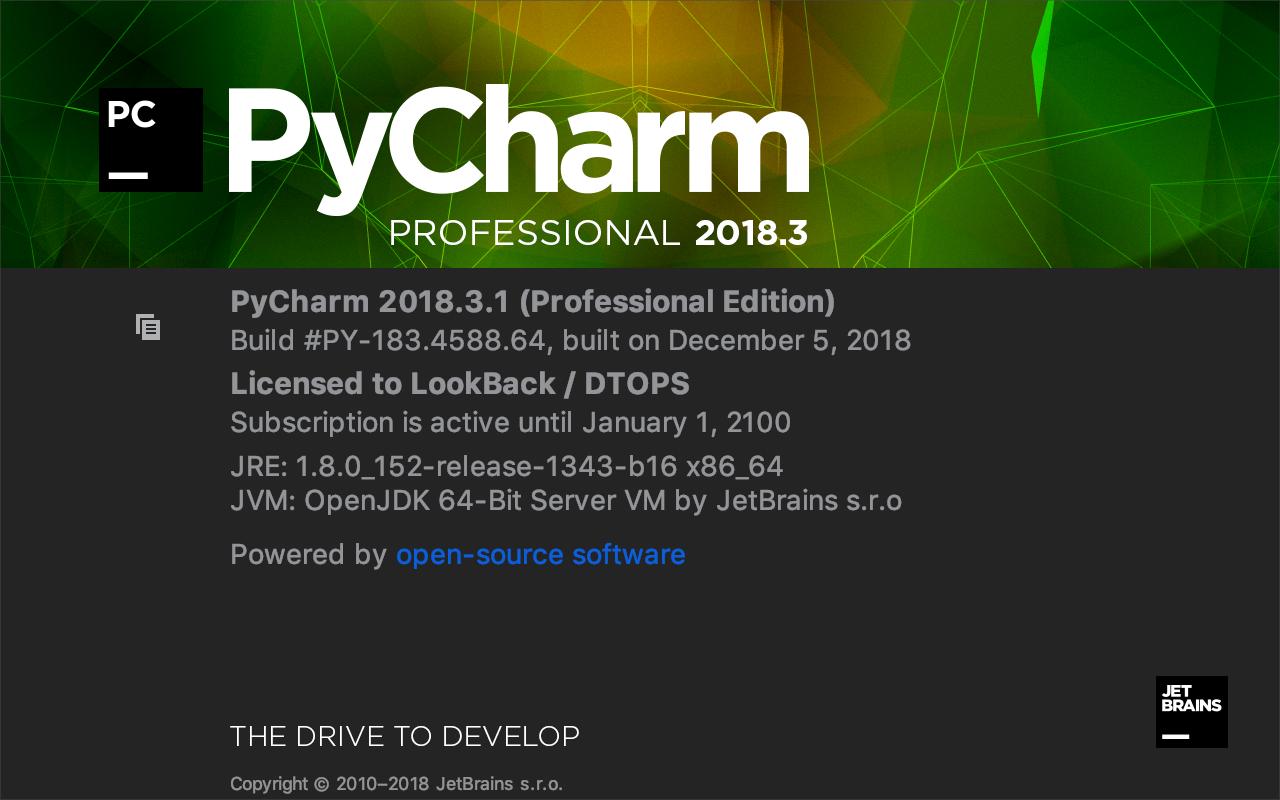 Pycharm 2018.3激活方法