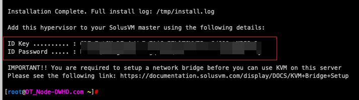 CentOS 7 安装SolusVM 开心版被控实现KVM虚拟机开设和noVNC配置