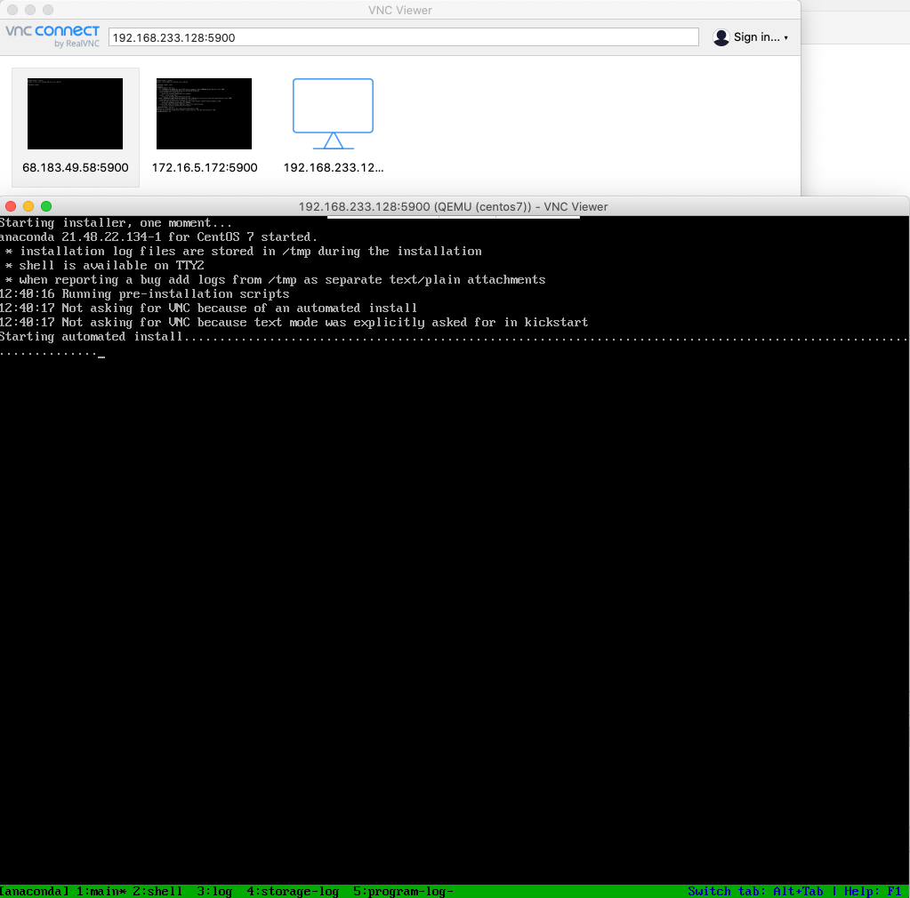 基于CentOS8系统制作OpenStack的镜像