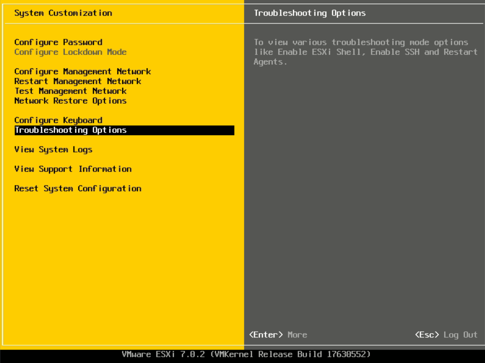 ESXI 7 更换默认SSL证书